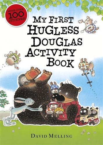 My First Hugless Douglas activity book - Hugless Douglas (Paperback)
