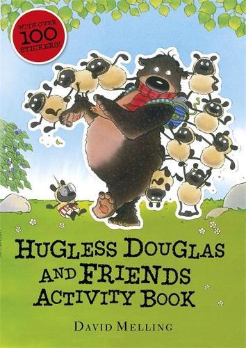 Hugless Douglas and Friends activity book - Hugless Douglas (Paperback)
