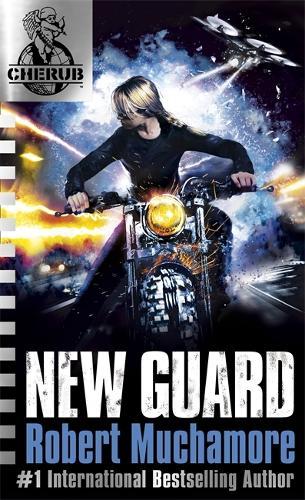 New Guard: Book 17 - CHERUB (Hardback)
