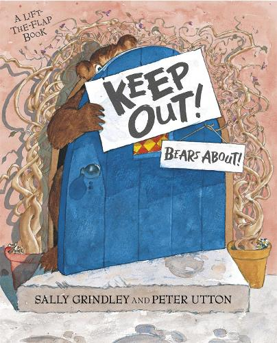 Keep Out!: Lift-the-Flap Book (Paperback)