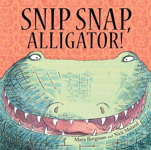 Snip, Snap Alligator! (Paperback)