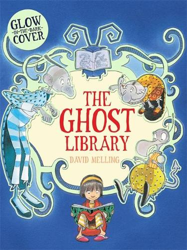 The Ghost Library (Paperback)