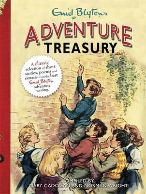 Enid Blyton Adventure Treasury (Hardback)