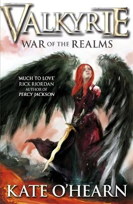 Valkyrie: War of the Realms: Book 3 - Valkyrie (Paperback)