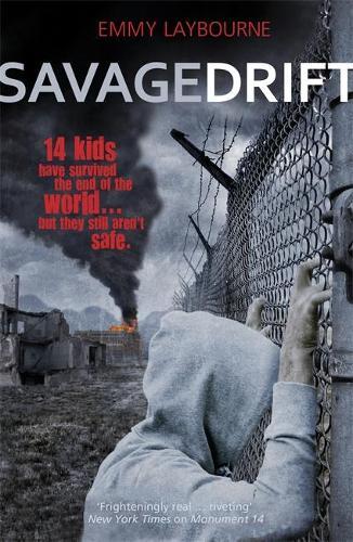 Savage Drift (Paperback)