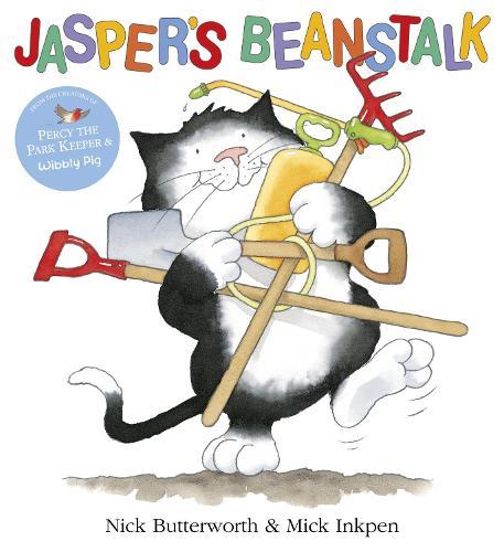 Jasper: Jasper's Beanstalk (Paperback)