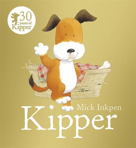 Cover of the book, Kipper.