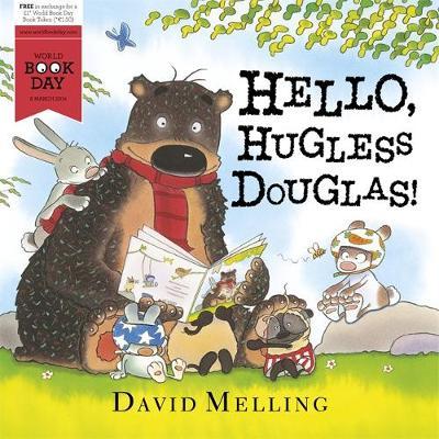 Hello, Hugless Douglas! World Book Day 2014 (Paperback)