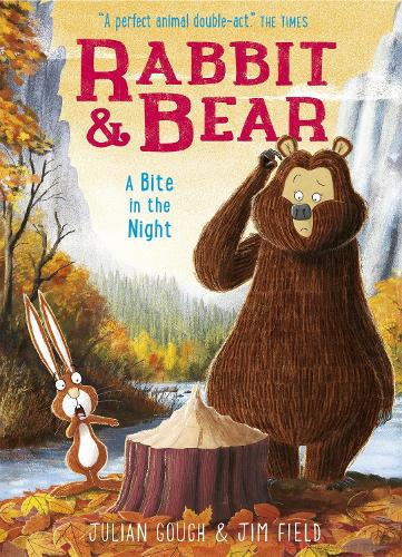 Rabbit and Bear: A Bite in the Night: Book 4 - Rabbit and Bear (Paperback)