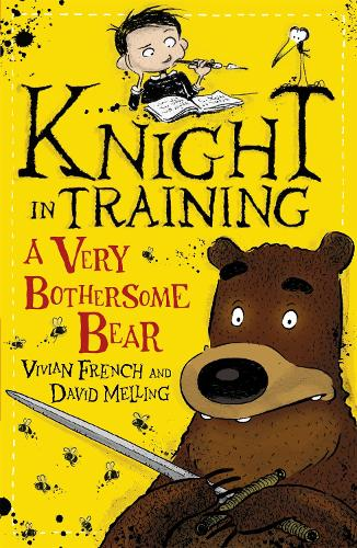 Knight in Training: A Very Bothersome Bear: Book 3 - Knight in Training (Paperback)