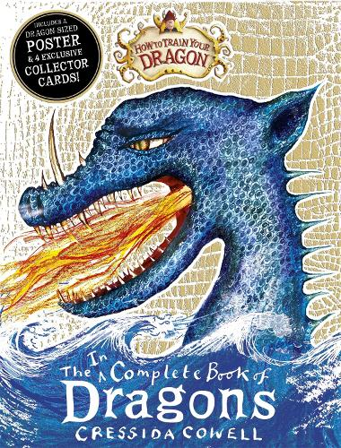 How to Train Your Dragon: Incomplete Book of Dragons - How to Train Your Dragon (Paperback)