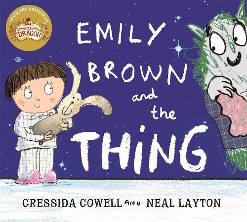 Emily Brown and the Thing - Emily Brown (Paperback)
