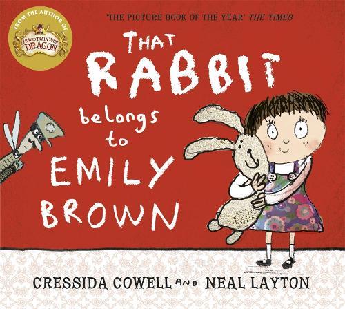 That Rabbit Belongs To Emily Brown - Emily Brown (Paperback)