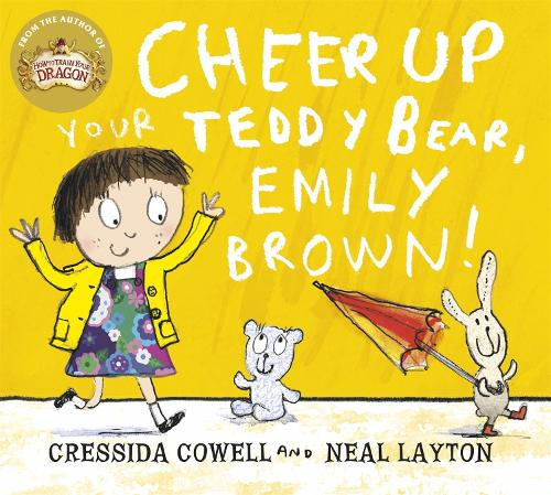 Cheer Up Your Teddy Emily Brown - Emily Brown (Paperback)