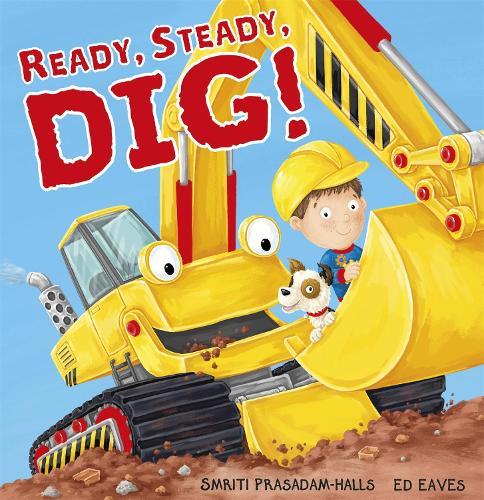 Ready Steady Dig - Ready Steady (Paperback)