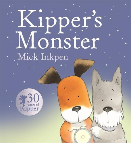 Kipper: Kipper's Monster - Kipper (Paperback)
