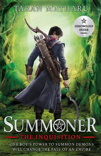 Summoner: The Inquisition: Book 2 - Summoner (Paperback)