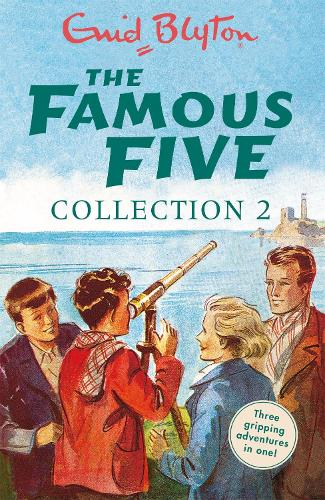 The Famous Five Collection 2: Books 4-6 - Famous Five: Gift Books and Collections (Paperback)