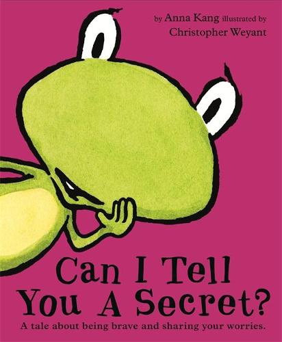 Can I Tell You a Secret? (Hardback)