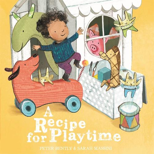 A Recipe for Playtime (Paperback)
