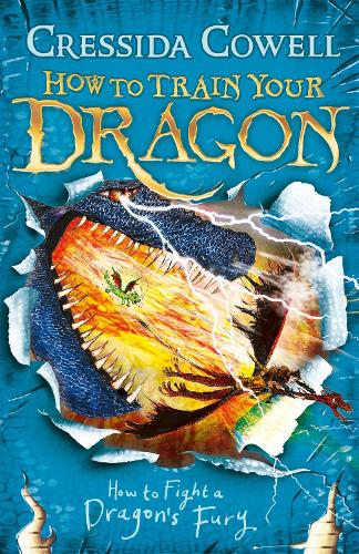 How to Train Your Dragon: How to Fight a Dragon's Fury: Book 12 - How to Train Your Dragon (Paperback)