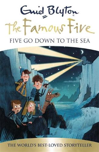 Five Go Down To The Sea: Book 12 - Famous Five (Paperback)