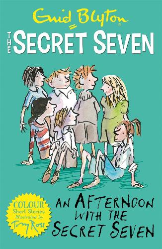 Secret Seven Colour Short Stories: An Afternoon With the Secret Seven: Book 3 - Secret Seven Short Stories (Paperback)