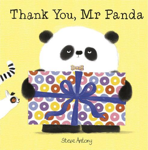 Thank You, Mr Panda - Mr Panda (Paperback)