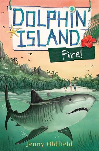 Dolphin Island: Fire!: Book 4 - Dolphin Island (Paperback)
