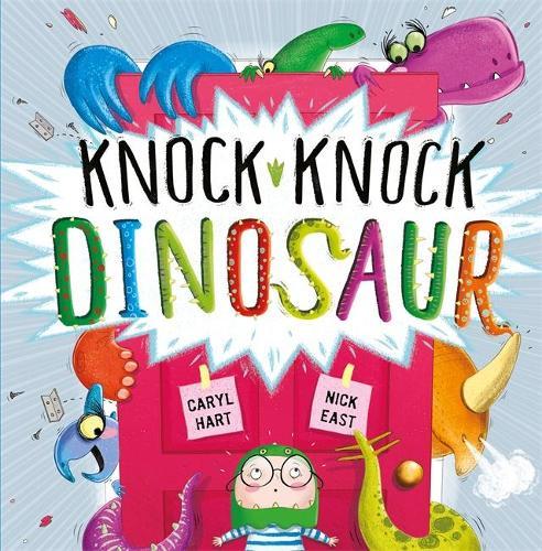 Knock Knock Dinosaur - Knock Knock (Paperback)