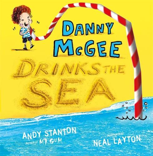 Danny McGee Drinks the Sea (Paperback)