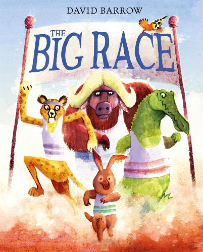 The Big Race (Paperback)