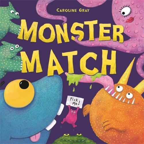 Monster Match (Paperback)
