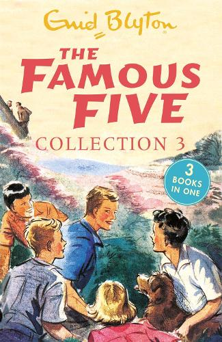 The Famous Five Collection 3: Books 7-9 - Famous Five: Gift Books and Collections (Paperback)