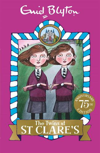 The Twins at St Clare's: Book 1 - St Clare's (Paperback)