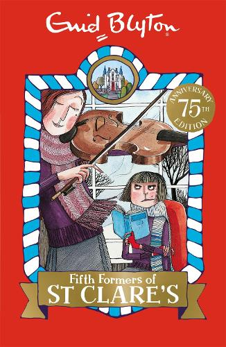 Fifth Formers of St Clare's: Book 8 - St Clare's (Paperback)