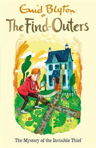 The Find-Outers: The Mystery of the Invisible Thief: Book 8 - The Find-Outers (Paperback)