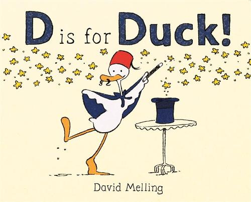 D is for Duck! (Paperback)