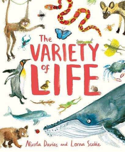The Variety of Life (Hardback)