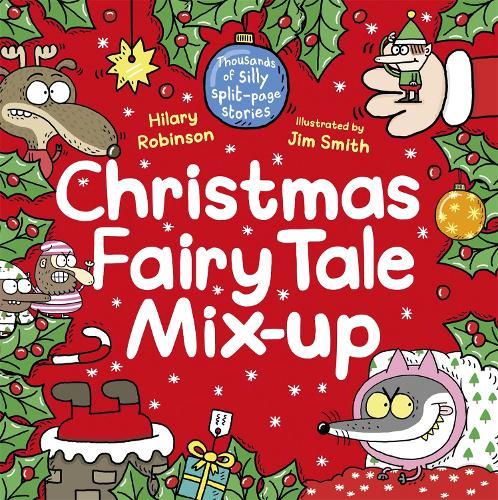 Christmas Fairy Tale Mix-Up (Hardback)
