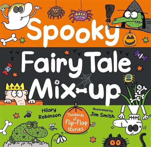 Spooky Fairy Tale Mix-Up (Paperback)