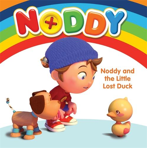 Noddy Toyland Detective: Noddy and the little Lost Duck: Board Book - Noddy Toyland Detective (Board book)