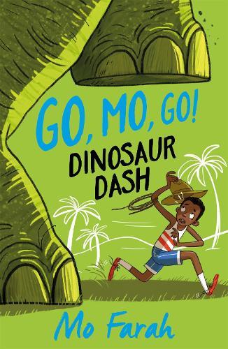 Dinosaur Dash!: Book 2 - Go Mo Go (Paperback)