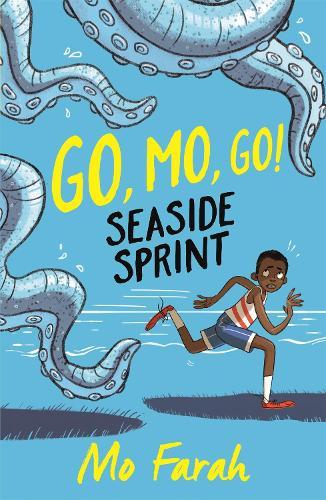 Go Mo Go: Seaside Sprint!: Book 3 - Go Mo Go (Paperback)