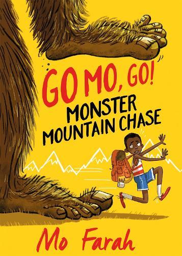 Go Mo Go: Monster Mountain Chase!: Book 1 - Go Mo Go (Paperback)