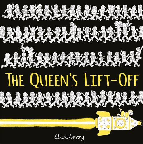 The Queen's Lift-Off - The Queen Collection (Hardback)