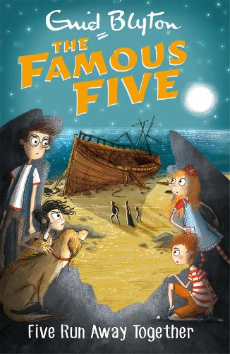 Famous Five: Five Run Away Together: Book 3 - Famous Five (Paperback)