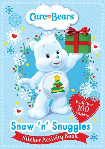 Care Bears: Snow 'N' Snuggles Sticker Activity Book - Care Bears (Paperback)
