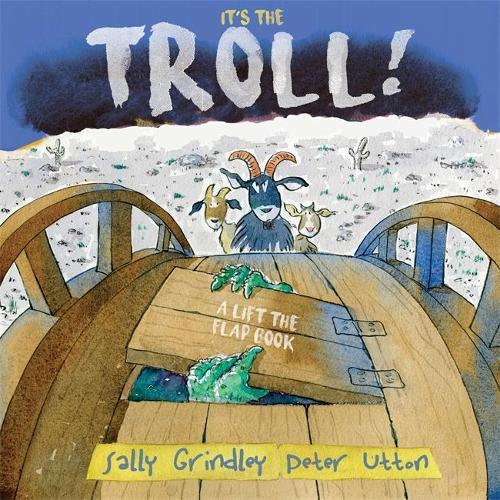It's the Troll: Lift-the-Flap Book (Hardback)