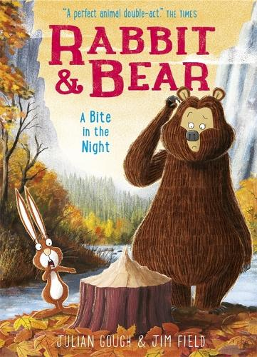 Rabbit and Bear: A Bite in the Night: Book 4 - Rabbit and Bear (Hardback)